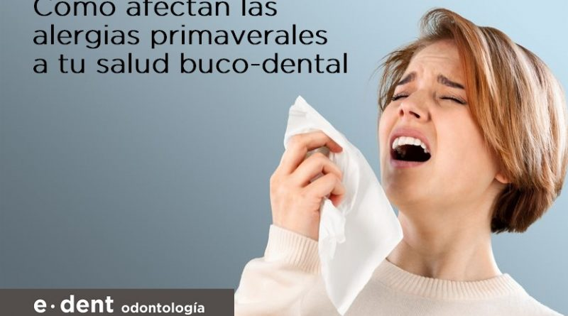 Alergias y la salud buco-dental